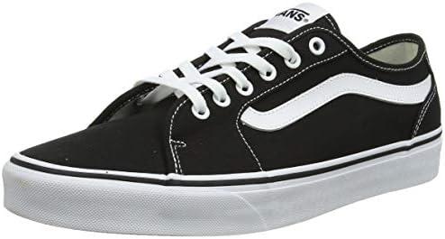 ekskluzywne buty atrakcyjna cena Wielka wyprzedaż Vans MN Filmore Decon, Men's Shoes, Black ((Canvas) black ...
