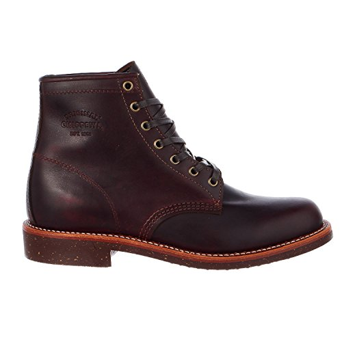 Original Chippewa Collection Men's 1901M25 Engineer Boot, Cordovan, 9.5 D US