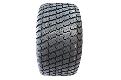 Antego Set of Two New 26x12.00-12 4 Ply Turf Tires for Lawn & Garden Mower (2) 26x12-12