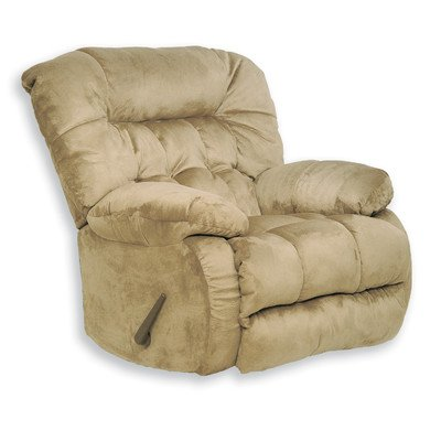 Saddle Catnapper Teddy Bear Oversized Chaise Rocker Recliner Chair [Kitchen] (Oversized Chaise Rocker Recliner)