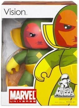 Hasbro Marvel Mighty Muggs Series 5 Figure Vision