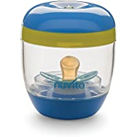 Nuvita 1556 MellyPlus UV Sterilisator   Säuglingspflege   Tragbarer Babyflaschen Sterilisator   UV Desinfektion   Sterilisationsgerät für Unterwegs   BPA Frei   EU Marke