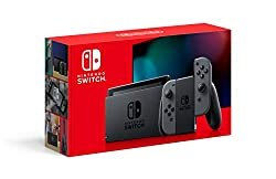 Get the gaming system that lets you play the games you want, wherever you are, however you like. Includes the Nintendo Switch console and Nintendo Switch dock in black, and left and right Joy‑Con controllers in a contrasting gray. Also includes all t...