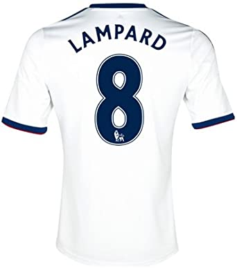 2013-14 Chelsea Away Shirt (Lampard 8): Amazon.es: Deportes y aire ...