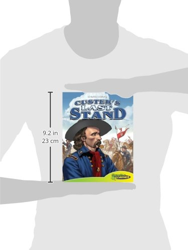 Custer's Last Stand (Graphic History (Graphic Planet)) (Graphic History Set 2)