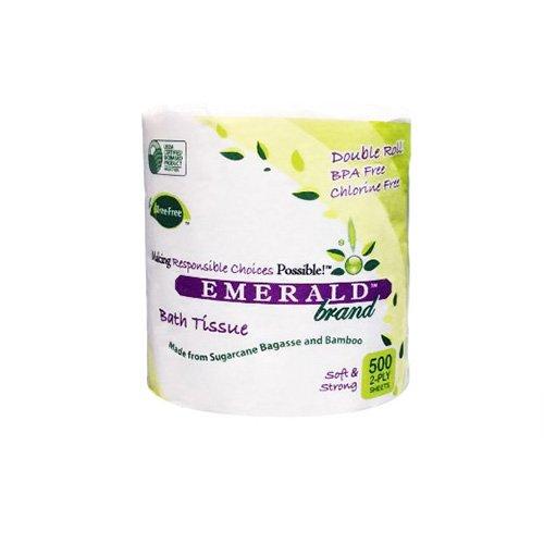 bathroom tissue chlorine free - 9