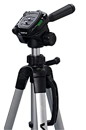 "Davis & Sanford EXPLORERV Vista Explorer 60"" Tripod with Tripod Bag, BONUS Smartphone Adapter and 10 Year Warranty"