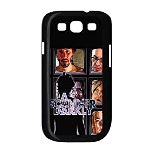 HXYHTY Design Case of A Scanner Darkly Phone Case For Samsung Galaxy S3 I9300 [Pattern-3]