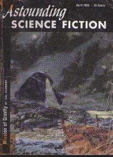 Astounding Science Fiction, Vol. LI, No. 2 (April, 1953)