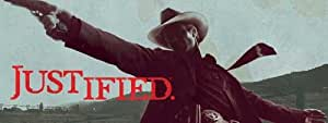 Justified Poster TV 14 x 36 Inches - 36cm x 92cm