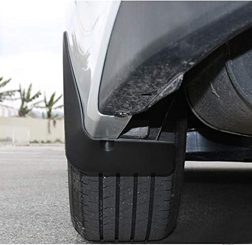 Kadore for 2018-2019 Toyota Camry LE XLE – Mud Flaps Splash Guards Protector Exterior Accessories 4-pc