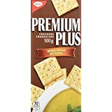 Premium Plus Christie Whole Wheat Crackers 500 gm