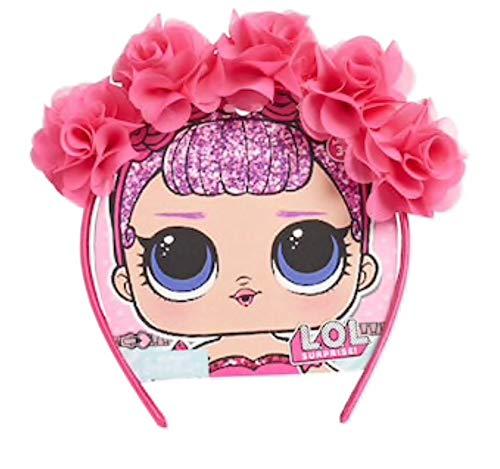 (LOL Surprise Assortment of Headband for Girls(+3 years) (Sugar Queen))