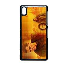 Generic For Xperia Z2 Sony Printing The Bourne Identity Cute Back Phone Cover For Kids Choose Design 10