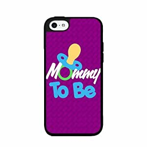 Mommy To Be TPU RUBBER SILICONE Phone Case Back Cover iPhone 5 5s