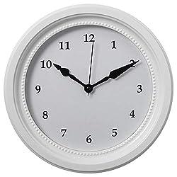 IKEA ASIA SONDRUM Wall Clock White