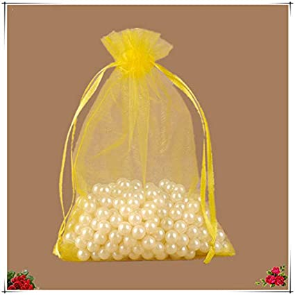 Wholesale Organza Bags Wedding Pouches Jewelry Packaging Bags Nice Gift Bag