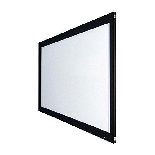 OS オーエス 150型 張込 スクリーン PA-150H-01-WF204(ブラック塗装枠) B079ZTXVGW