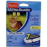 Hartz UltraGuard Flea & Tick Cat and Kitten Collar - White 1 ea