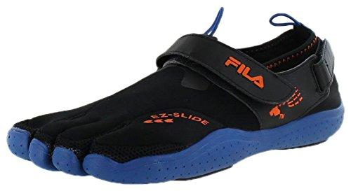 Ez Drain Orange Turkish Slide Skele Sea Vibrant Toes Black Fila fqIPEgz