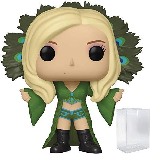WWE: Charlotte Flair Funko Pop! Vinyl Figure (Includes Compatible Pop Box Protector Case)