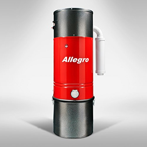 Allegro MUA65 Summit 12,000 Square Feet Central Vacuum Power Unit