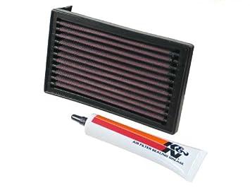 K&N YA-6090 - Recambio de filtro de aire