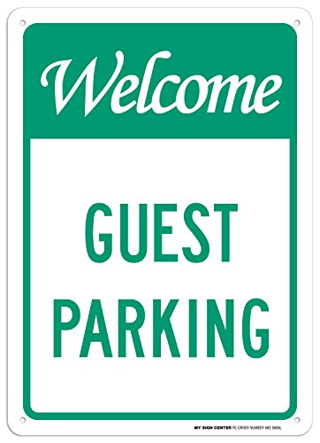 Top recommendation for guest parking signs for driveways