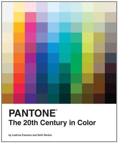 Price comparison product image Pantone: The Twentieth Century in Color