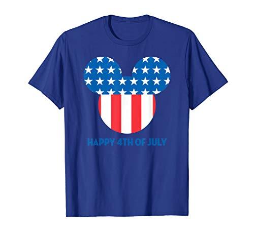 Disney Mickey 4th Of July T-Shirt