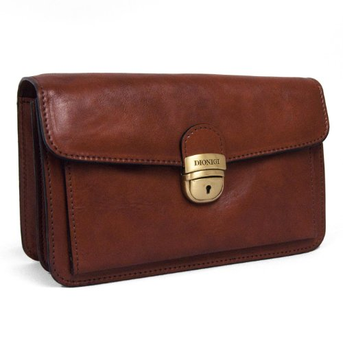 42c5ce2889d1 LUCIO - Italian Leather Executive Clutch for Men - Buy Online in UAE ...