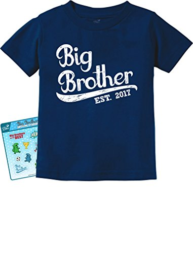 Gift Brother 2017 T Shirt Stickers product image
