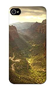 Christmas Gift - Tpu Case Cover For Iphone 6 plus 5.5 Strong Protect Case - Canyon Valley, Texas Design