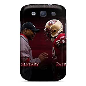 Cute Appearance Cover/tpu Ucz2160PxcU San Francisco 49ers Case For Galaxy S3