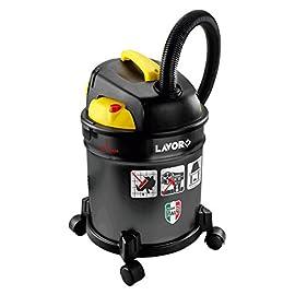LAVOR Bidone Aspiracenere ASHLEY1.2 Potenza Max 800 Watt