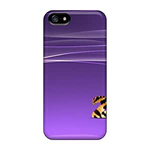 New Premium Cynthaskey Holidays New Year Wallpapers Year Of The Tiger Skin Case Cover Excellent Fitted For Iphone 5/5s
