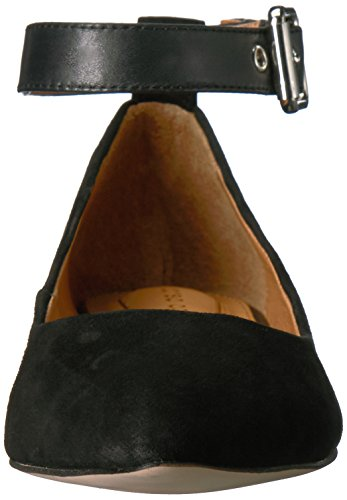 Como Black Kid Flat Ballet Calf Corso Black Shoes Ramona Opportunity Suede Women's 08EUwW