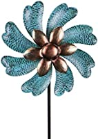 MUMTOP Wind Spinner Wind Sculpture is Suitable for Decorating Your Patio, Lawn & Garden