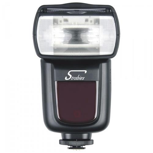 Interfit Photographic STR237 Strobies Pro-Flash TLi-N Compatible with Nikon Cameras (Black)