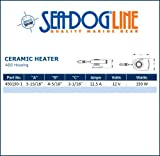 AMRS-450150 * Sea Dog Ceramic 12 Volt Windshield
