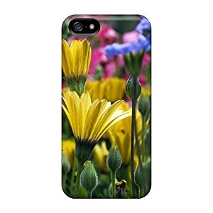 Sanp On Protector For HTC One M9 Phone Case Cover (nature Flowers Yellow Flowers)