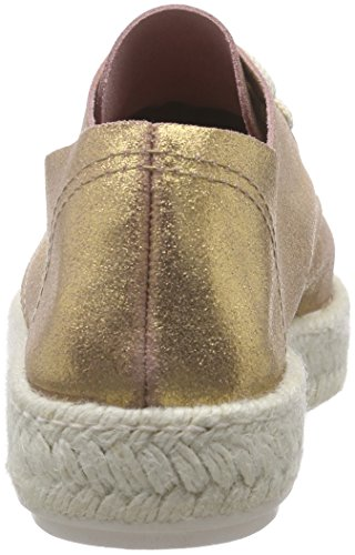 Bunker Sneaker, Women's Low-Top Sneakers Gold - Gold (Gold)
