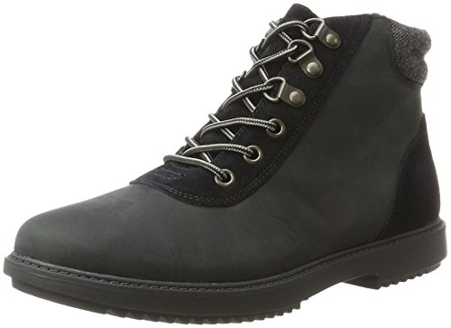 Vita Leather Negro Botas para Clarks Raisie Black Mujer 8wfqx56