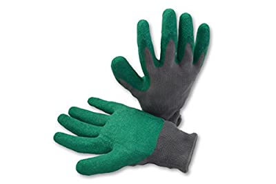 2 Pairs - Gardening Protective Working Gloves For Men & Women - Durable Nylon & Finest Quality - Maximum Protection & Incomparable Comfort - Second Skin Fit & Excellent Sensitivity