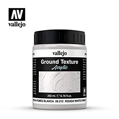 Vallejo Fine White Pumice, 200ml: Toys & Games