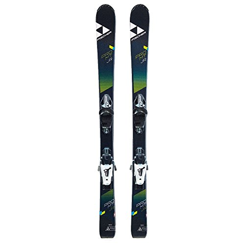 Fischer Pro Mountain Jr. Ski System with FJ4 Bindings Kids