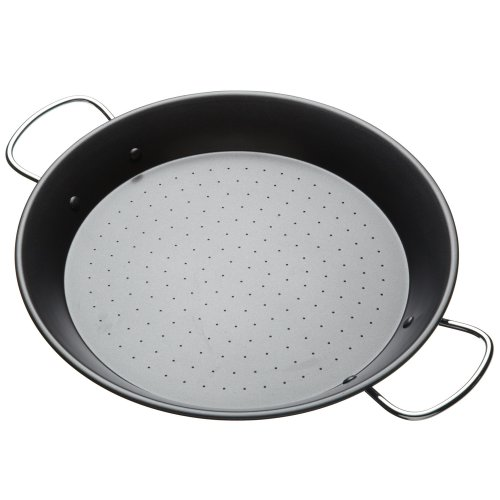 Kitchen Craft Paella-Pfanne 32 cm, antihaftbeschichtet
