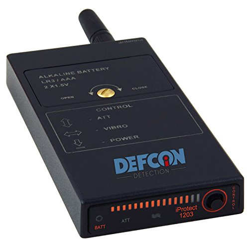 DefCon Security Products RF Wireless Signal Detector – DD12031