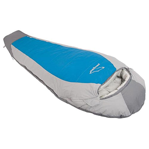 Peregrine Contour Sleeping Bag, Blue