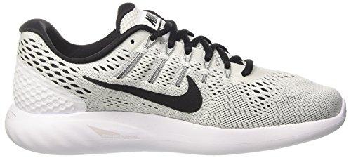 8 Lunarglide Compétition Chaussures white Multicolore Femme De Nike Running black wXTAqd
